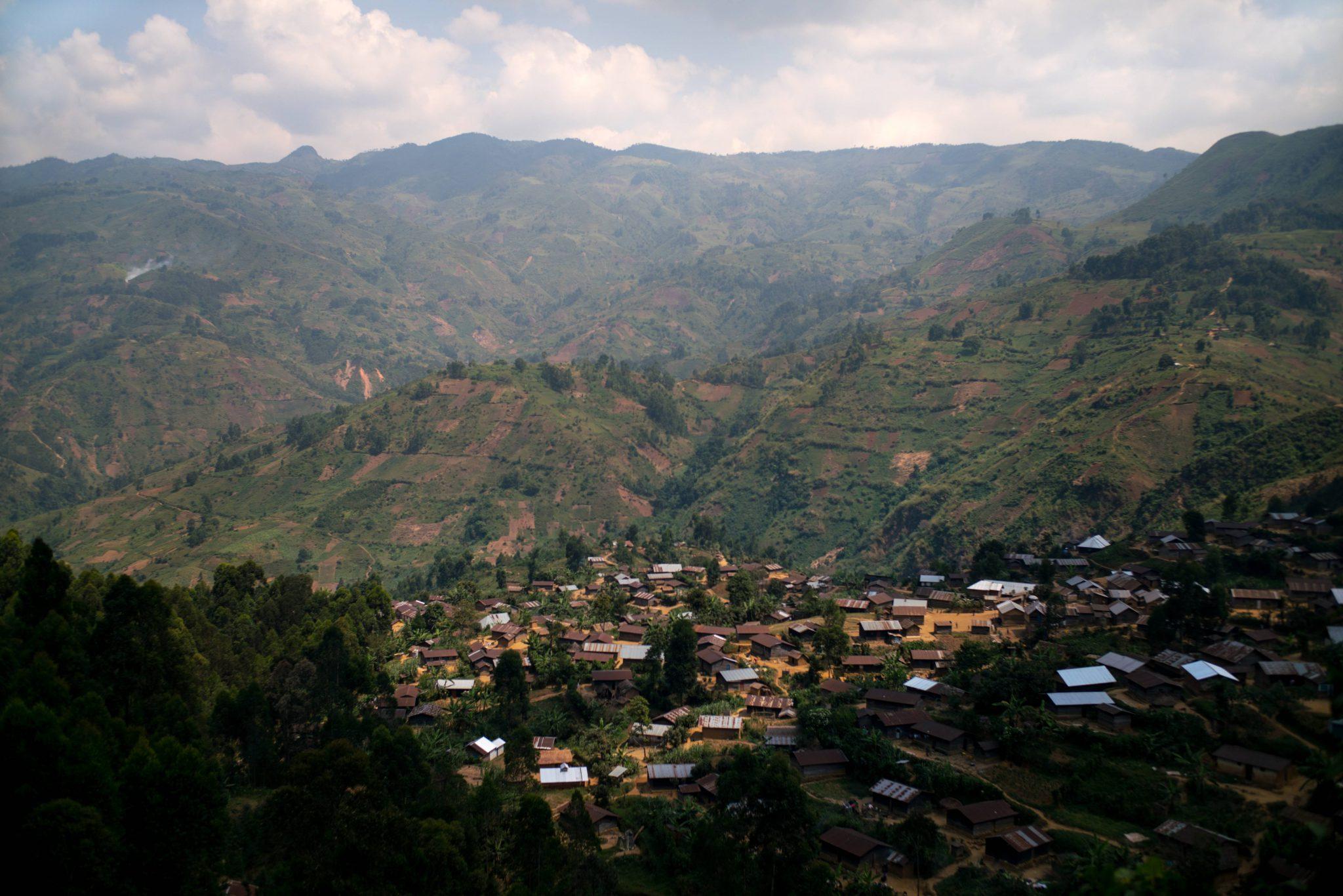 Cà phê và những khó khăn của cộng hòa dân chủ Congo