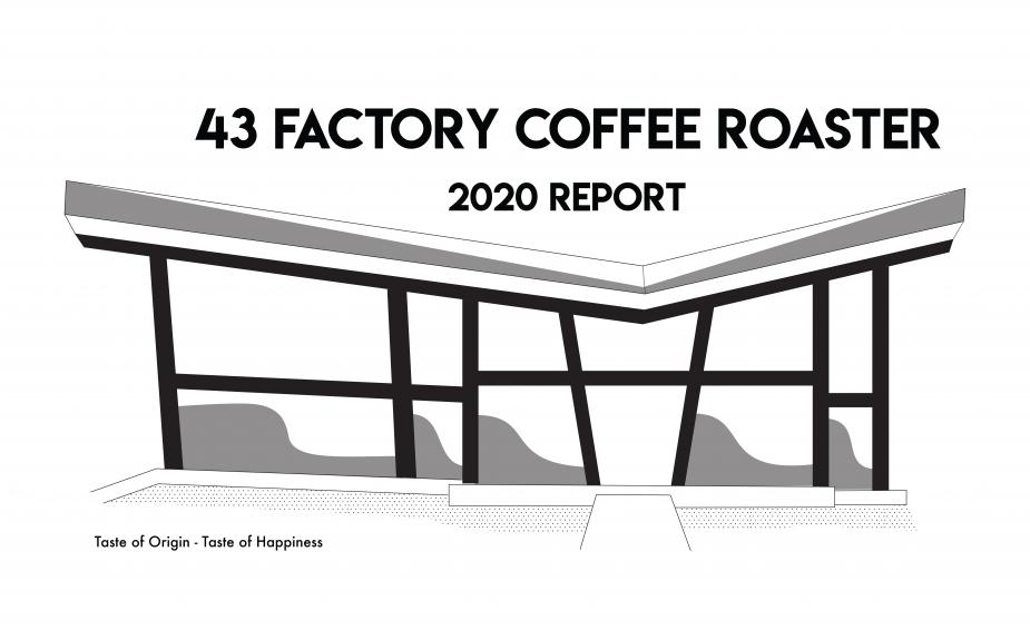 BÁO CÁO 2020 – 43 Factory Coffee Roaster