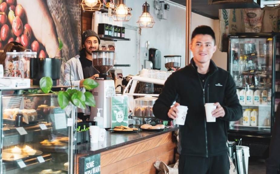 Service and hospitality: Breaking down coffee's customer experience