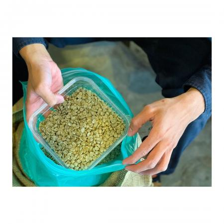 Coffee roasting is not too difficult if you have a quality green coffee bean resource