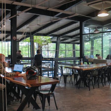 Giới thiệu quán cà phê có không gian làm việc lý tưởng tại Đà Nẵng
